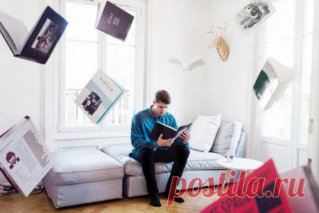 Читайте больше! 90 и 1 способ Пять минут с хорошей книгой — это как пять минут в обществе приятного вам человека. И интересно, и энергией наполняет. Эта статья для тех, кто ясно отдает себе отчет в том, зачем читать больше, но не знает, где взять время и мотивацию, чтобы это делать. Небольшие хитрости и лайфхаки, которые позволят вам найти резервы времени в рамках дня и сделают ваше чтение более эффективным —