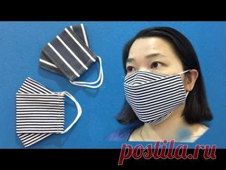 Как сделать 3D маски за 4 минуты, вы в это верите?
