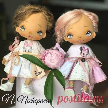 Спасибо всем вам 🌸🌸🌸!!! Милые, я очень прошу не расстраивайтесь 🙏🏻💖💖💖. Куклы ещё будут. Пока вы их ждёте - я шить не перестану! Обещаю!!! Обнимаю вас и желаю хороших выходных 🌞💖🌸🌸🌸! Скоро новенькие 🙌🏼...
