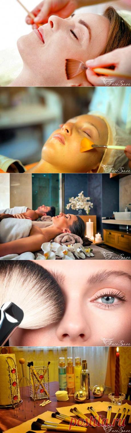 Кисточковый массаж лица: польза, этапы техники с кисточками, видео