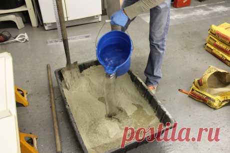 Бетон – самый популярный материал на любой строительной площадке. Сам по себе бетон становится искусственным камнем, который образуется после затвердения