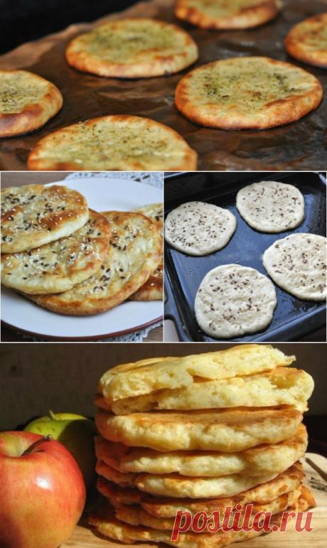 TALVI — финские лепешки из картофельного теста — Фактор Вкуса