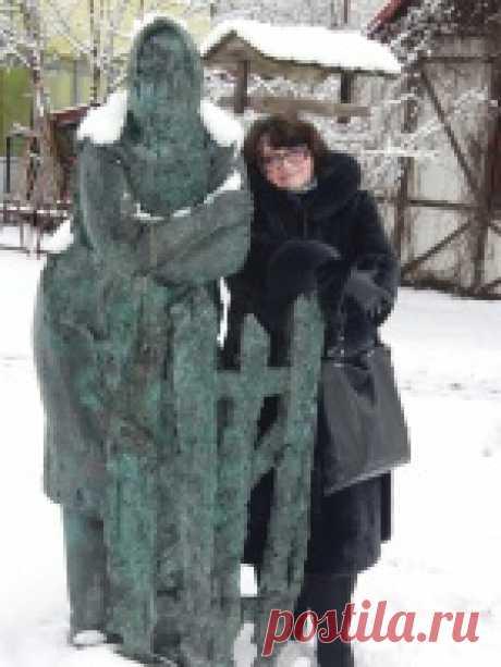 Ольга Бурдинская