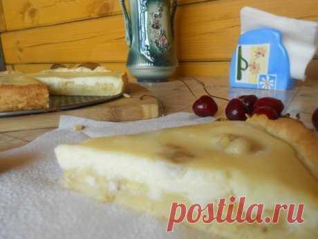 Веб Повар!: Очень нежный пирог с бананами.