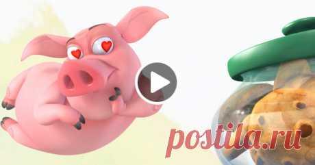 Прекрасный мультфильм о том, как нужно добиваться своих целей.