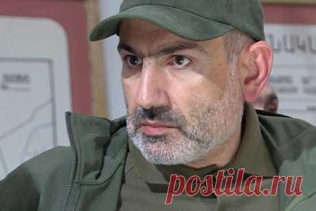 20.10.20-(+5) Пашинян заявил о праве России на антитеррористическую операцию в Карабахе