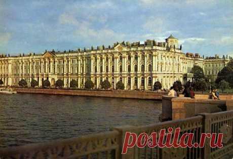Барокко в архитектуре Петербурга. 18-й век.