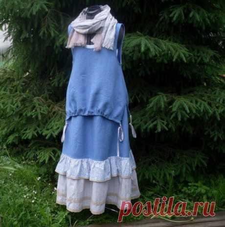 Бохо стиль: выкройки платьев, юбок, сарафанов, туники, блузы, кардигана, брюк для полных женщин…   Тысяча и одна идея