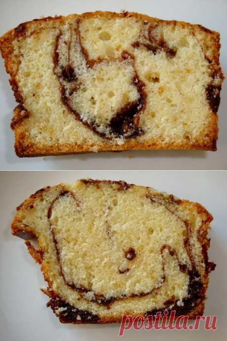 Вкусный кекс-пирог » Харчевня.ру