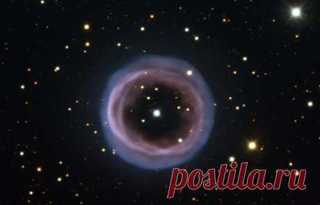 10 нереально огромных объектов во Вселенной