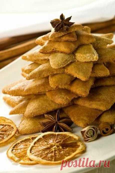 Las galletas mejicanas anisadas