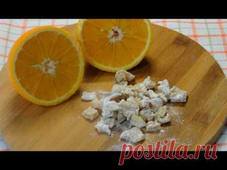 Цукаты из кабачков - вкусное и полезное лакомство
