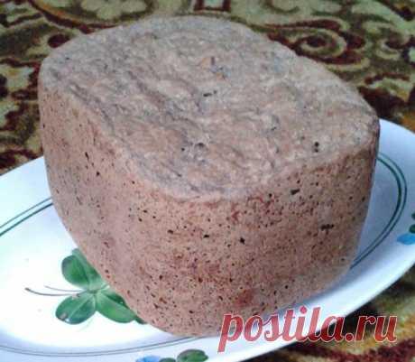 """Очень вкусный ржаной хлеб - """"Моя хлебопечка"""" - форум"""