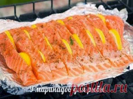 ВЕТЧИНА В БАНКЕ - ПАЛЬЧИКИ ОБЛИЖЕШЬ. Вкуснотища необыкновенная!: 9 маринадов для рыбы. Сохраните себе обязательно!