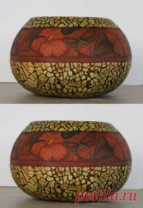 (+1) тема - Мозаика из яичной скорлупы: удивительная красота из самого дешёвого материала | Полезные советы
