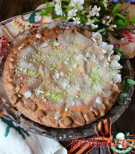 """Пирог """"Цветущий май"""" – кулинарный рецепт"""