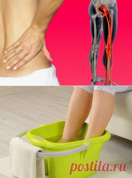 Попрощайтесь с седалищными невралгиями с помощью простой процедуры