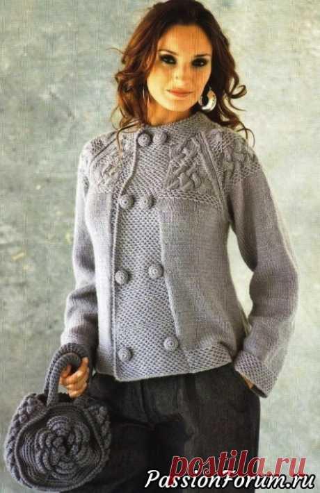 Вязание для женщин спицами. Схемы вязания спицами - Страница 2