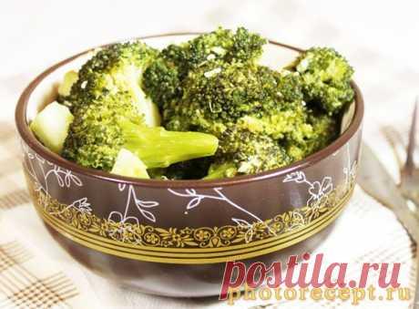 Блюда из брокколи - рецепты для ценителей овощей