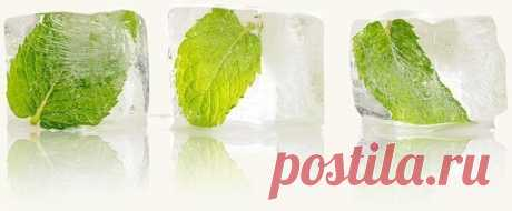 Лёд Винный для лица и шеи