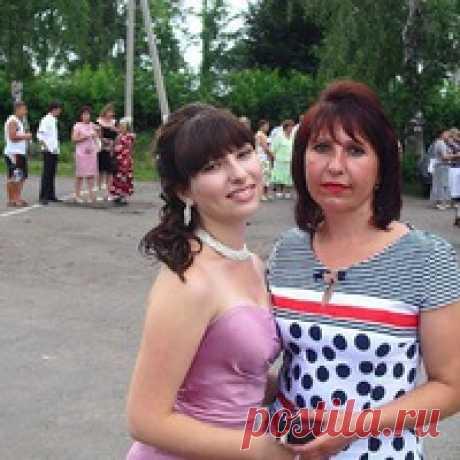 Оленька Васькина-Дочь