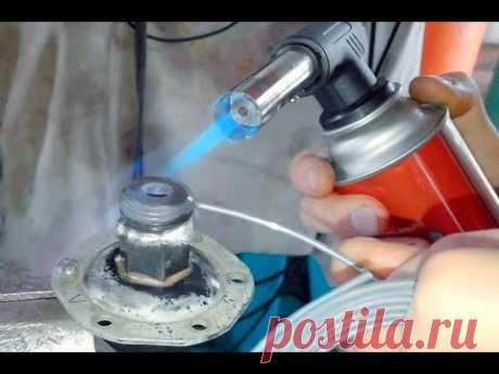 Пайка металлов проволокой для алюминия с Aliexpress