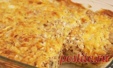 Лучшие рецепты запеканки из гречки: с фаршем, в духовке, с курицей, овощами, творожная, с сыром