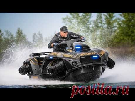 10 COOLEST WATER VEHICLES ON EARTH