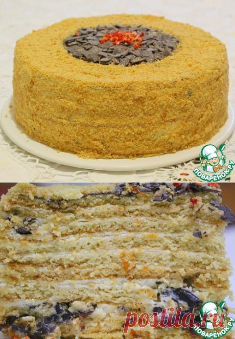 """Торт """"Медовик для..."""" - кулинарный рецепт"""