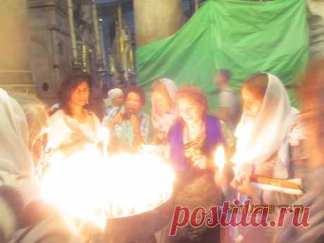 Иерусалим   в   храме   ГОСПОДНЕМ