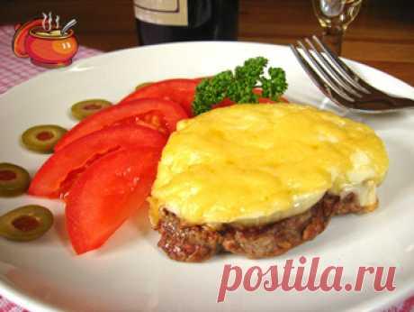 Как приготовить мясо по-французски с черносливом - Мясо по-французски от 1001 ЕДА
