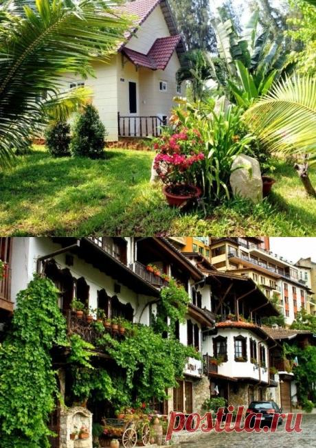 10 райских мест, где недорого начать новую жизнь   Colors.life