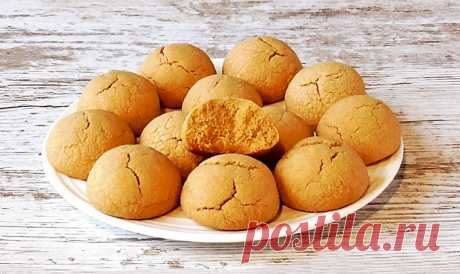 Песочное печенье из жареной муки | Рецепты на SuperKuhen.ru