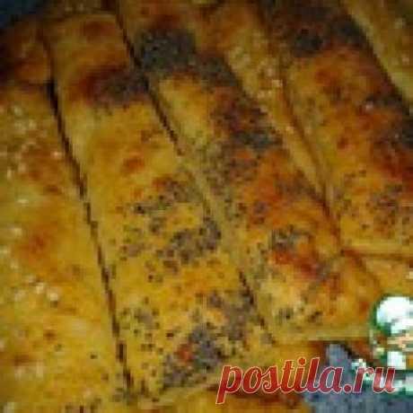 Творожные палочки с сыром Кулинарный рецепт
