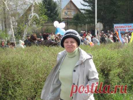 Людмила Полонская