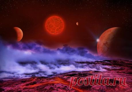 5 интересных фактов о космосе   За гранью вселенной   Яндекс Дзен