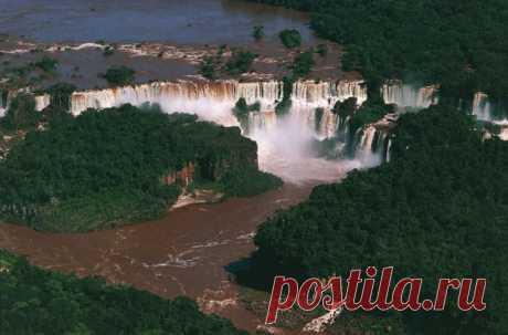 Национальный парк Игуасу, Аргентина - Самые живописные парки мира - образ жизни | msn