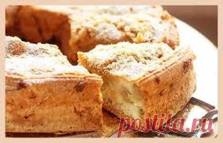 Лето в разгаре. Вкусные и ароматные пироги с яблоками - рецепты приготовления.