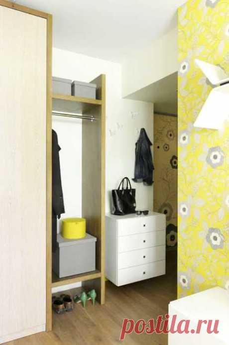 Светлая крошечная квартирка — Pro ремонт