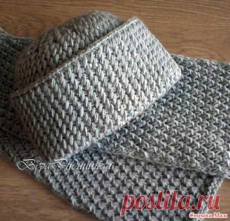 Осенняя шапочка для женщин осеннего возраста - Хенд-Мейд   HANDMADE - Страна Мам