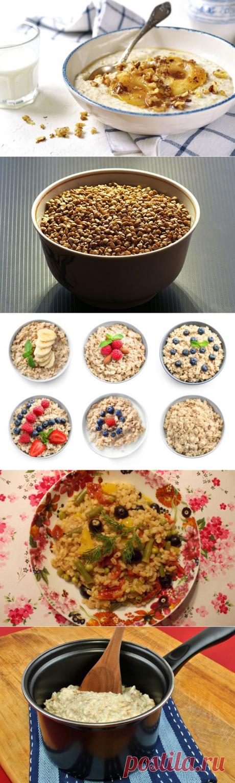 Две тарелки каши в день. Почему нужно регулярно есть крупы? | Правильное питание | Здоровье | Аргументы и Факты