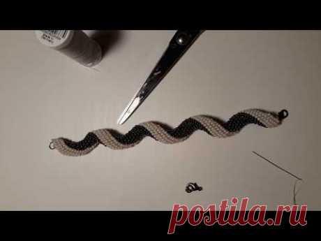 Научим плести красивый и стильный объемный браслет из бисера. Плетение достаточно простое, справиться сможет даже начинающий. Группа Вконтакте: https://vk.co...