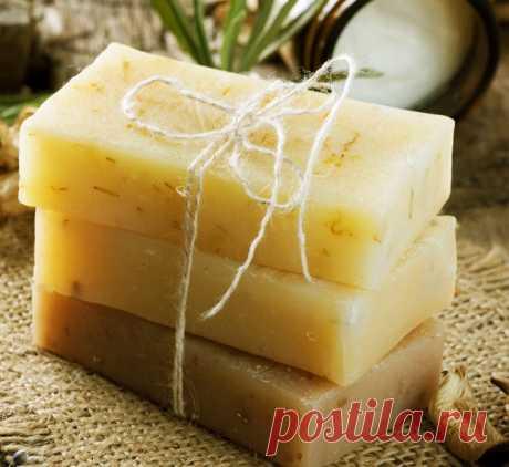 Как сделать мыло, которое превратит Вашу кожу в мягкую и шелковистую
