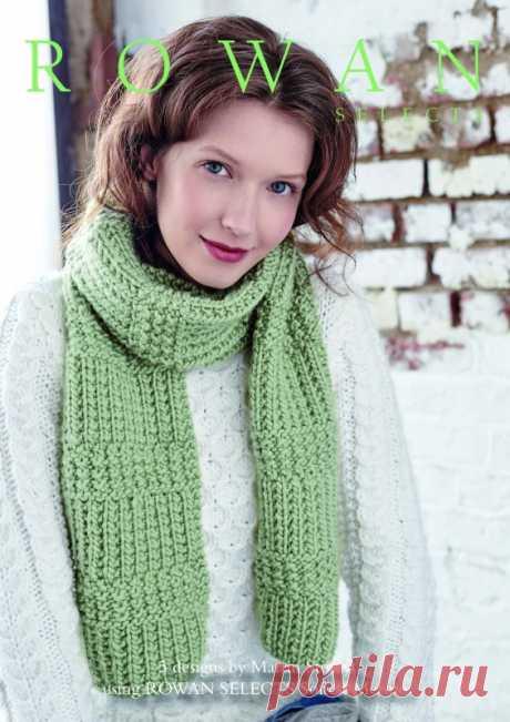 Rowan Selects Softest Merino Wool Collection 2016-2017