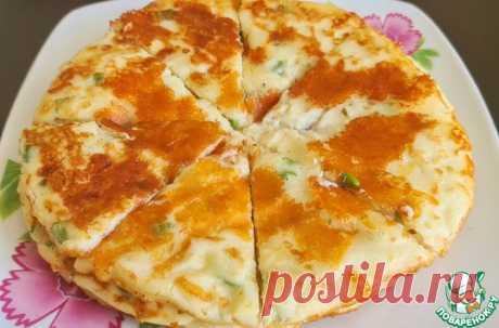Сырные лепёшки Кулинарный рецепт