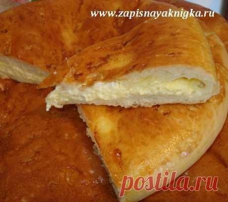 Хачапури с сыром, пошаговый фото рецепт в духовке, на сковороде и в мультиварке