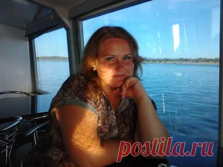 Анастасия Погонялова