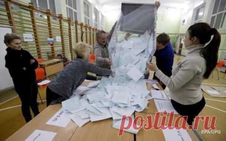 Усі результати виборів-2018 у Росії - ZeNews