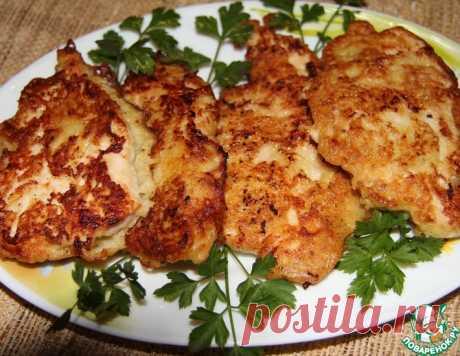 Куриные шницели по-старочешски – кулинарный рецепт