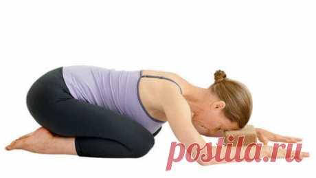 Lymph yoga: 8 most effective asanas